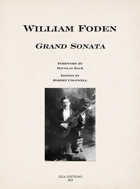 William Foden Grand Sonata